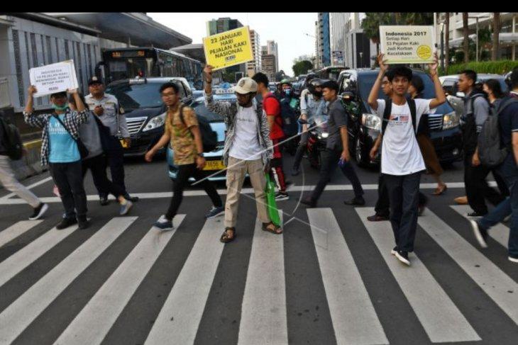Kampanye keselamatan pejalan kaki
