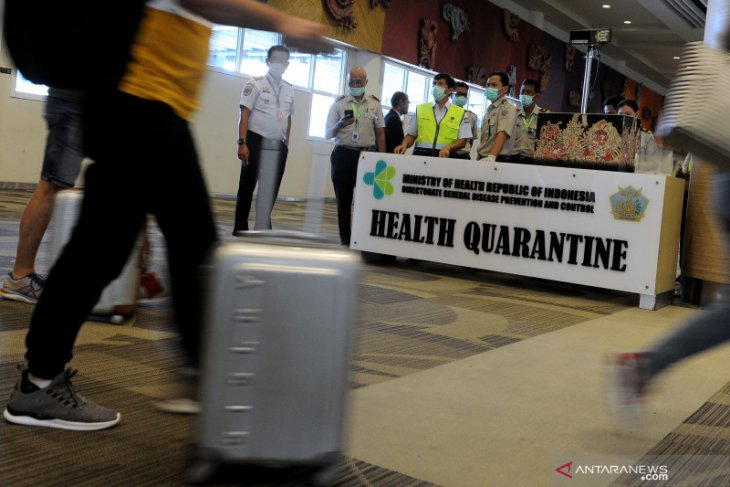 Dinas Kesehatan Bali siapkan  obat antisipasi wabah virus Corona