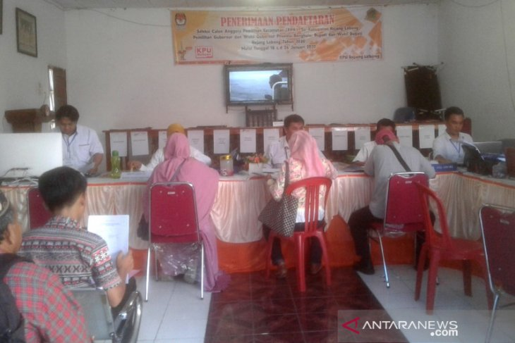 KPU Rejang Lebong: Kuota PPK 15 kecamatan sudah terpenuhi