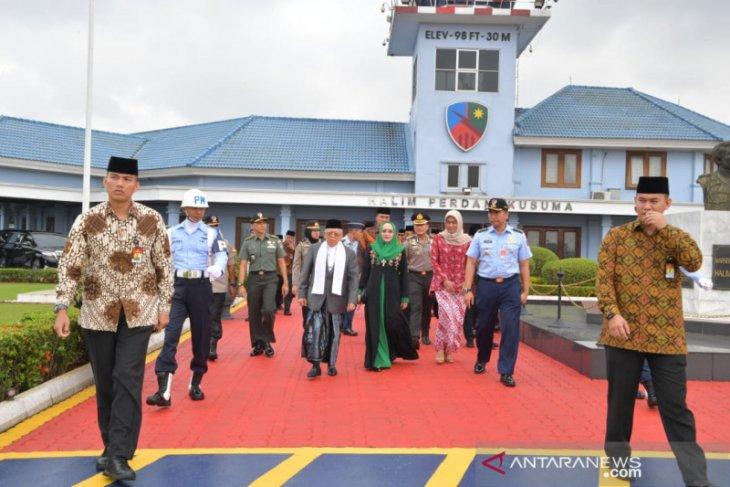 Wapres lakukan kunjungan kerja ke Jombang, Jawa Timur