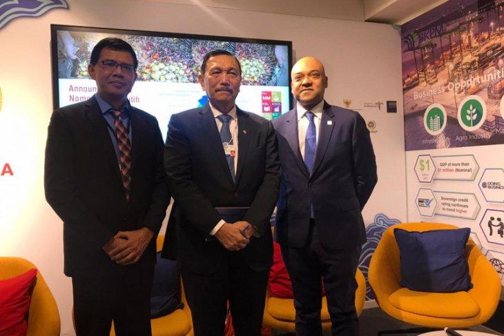 Luhut kenalkan inisiatif mendukung sawit berkelanjutan di Indonesia