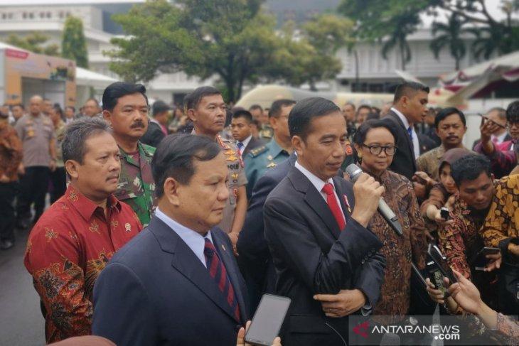 Jokowi: Kedaulatan NKRI harga mati