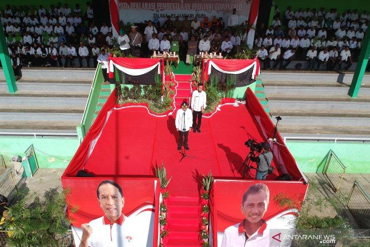 Menpora hadiri peringatan Hari Patriotik di Gorontalo