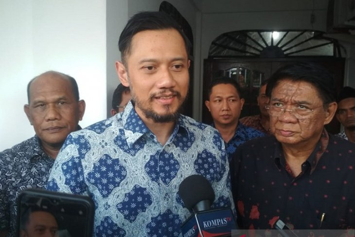 Agus Yudhoyono konsolidasi internal parpol  di Kalbar