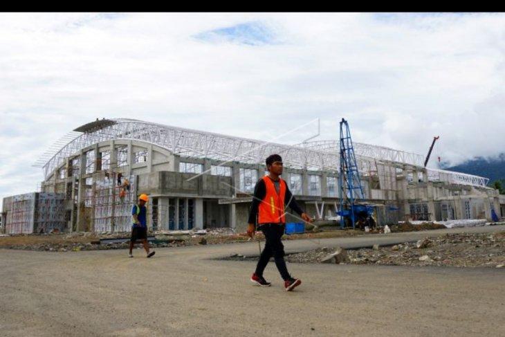 Kesiapan PON 2020 di Papua