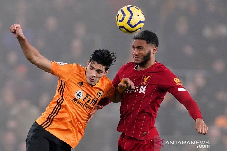 Liverpool redam Wolverhampton 2-1