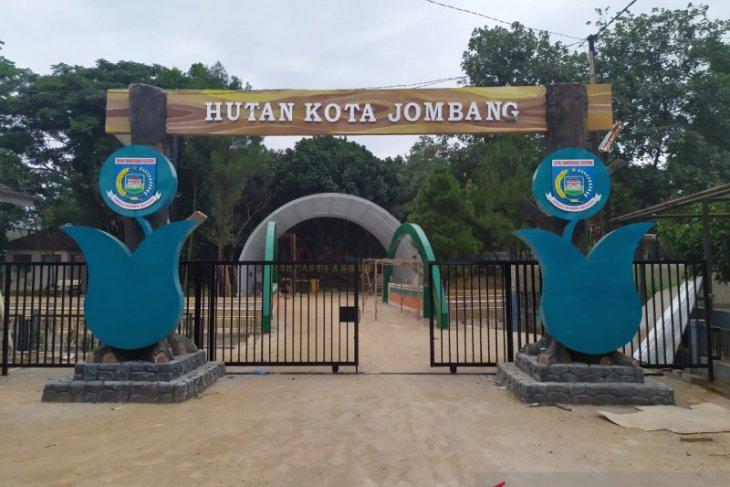 Taman Hutan Kota Jombang Tangsel jadi destinasi wisata baru