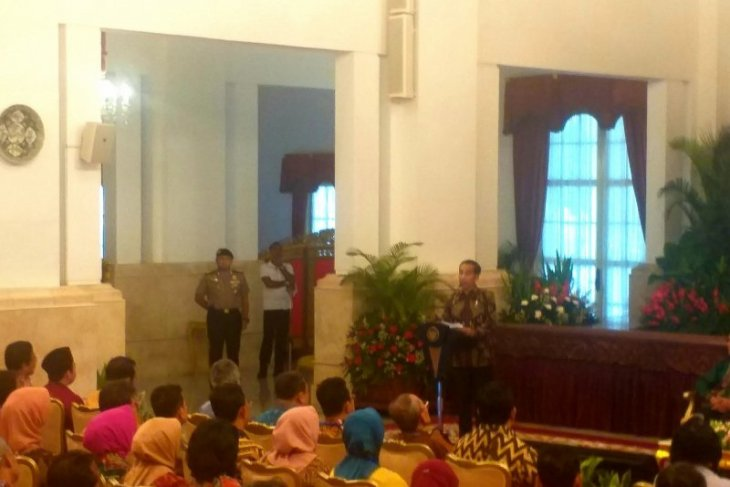 Presiden Jokowi canangkan Sensus Penduduk 2020