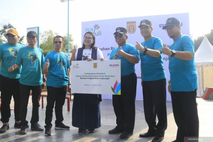 Wali Kota resmikan skate park standar internasional