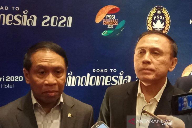Menpora harapkan PSSI mampu menjadi tuan rumah Piala Dunia