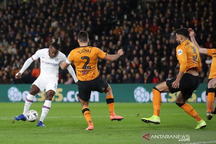 Chelsea berpotensi tantang Liverpool di putaran kelima