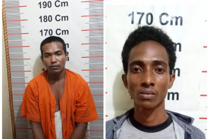 Polisi Langkat tangkap pengedar sabu-sabu Hinai dan Gebang