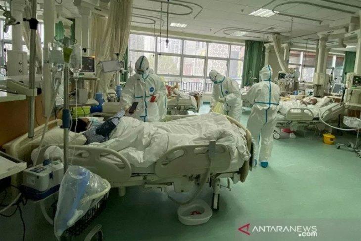1.716 petugas kesehatan terinfeksi virus COVID-19, enam meninggal dunia