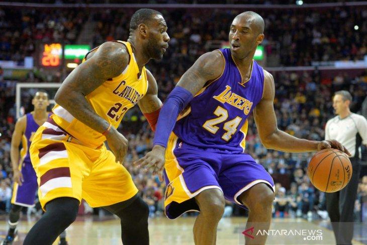 Testimoni sesama legenda basket tentang Kobe Bryant