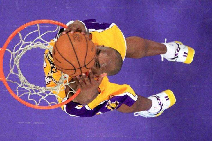 Rekam jejak sang legenda basket, Kobe Bryant
