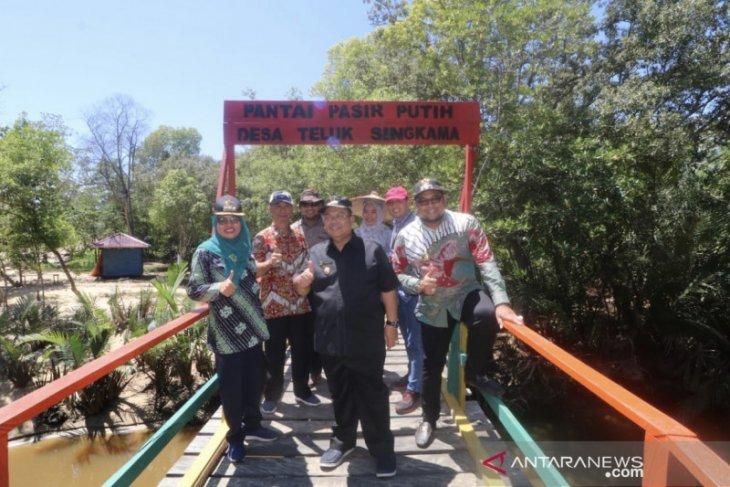Desa Teluk Sangkima kembangkan potensi desa wisata