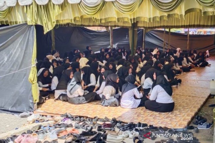 Puluhan calon CPNS di Aceh Jaya gugur