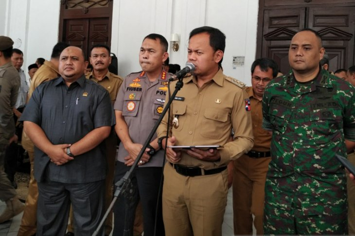 Wali Kota Bogor instruksikan jajarannya sikapi maraknya tawuran pelajar
