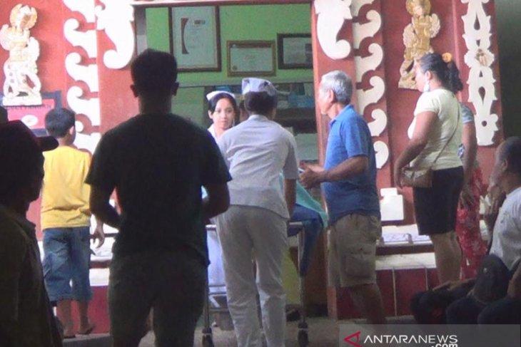 Pramugari yang dirawat di RSUD Tabanan tidak terkena virus Corona (video)