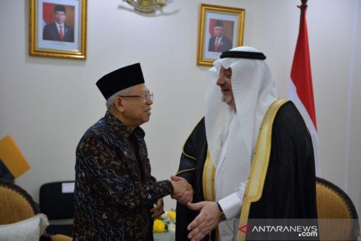 Arab Saudi sampaikan ketertarikan berinvestasi di pembangunan ibu kota baru Indonesia