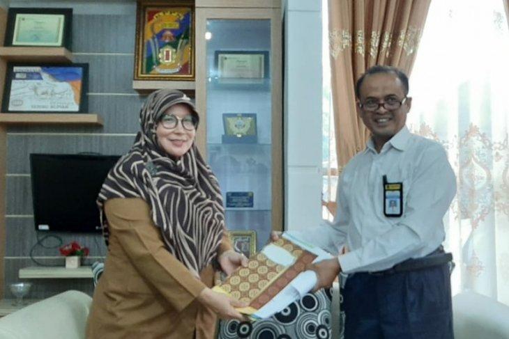 Sembilan kampung jadi contoh penyaluran dana desa di Aceh Tamiang