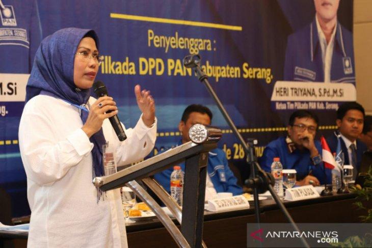 Ratu Tatu: Sukses Kabupaten Serang Atas Sinergi Parpol