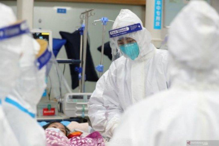 Virus corona di China telah makan korban meninggal mencapai 106 orang