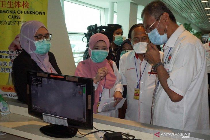 Positif terjangkit corona di Malaysia jadi tujuh orang