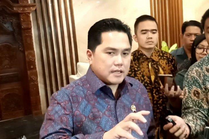 Menteri BUMN pecat dua direktur ASABRI
