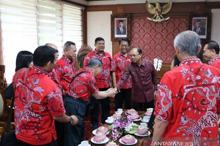 Gubernur minta suasana kondusif Bali dijaga