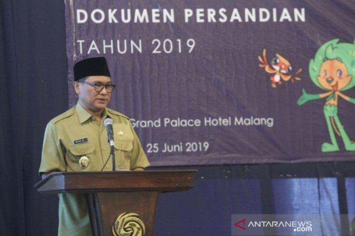 Bapenda Kota Malang targetkan penerimaan pajak daerah Rp621 miliar