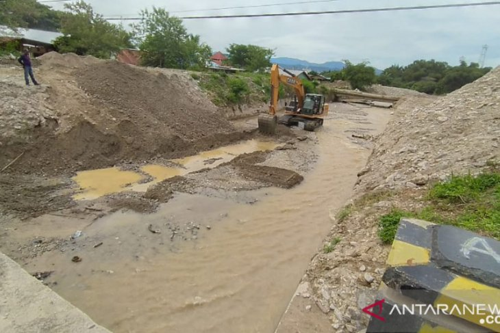 Alat peringatan dini banjir Wondama tak berfungsi