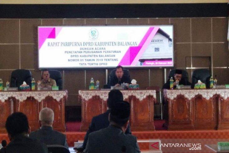 Paripurna DPRD Setujui Perubahan Tatib