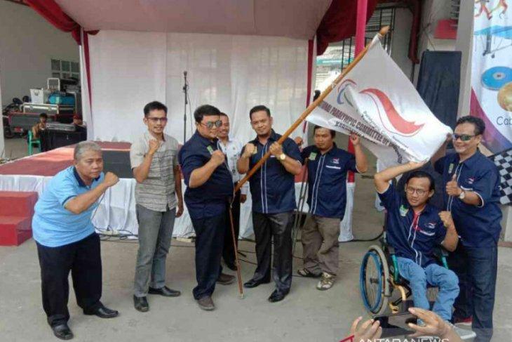 NPCI Bekasi kirim 30 atlet ikuti pemusatan latihan Peparnas 2020