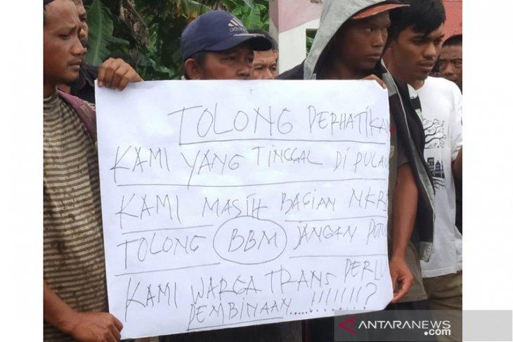 Pertamina suplai BBM ke Enggano dari Padang