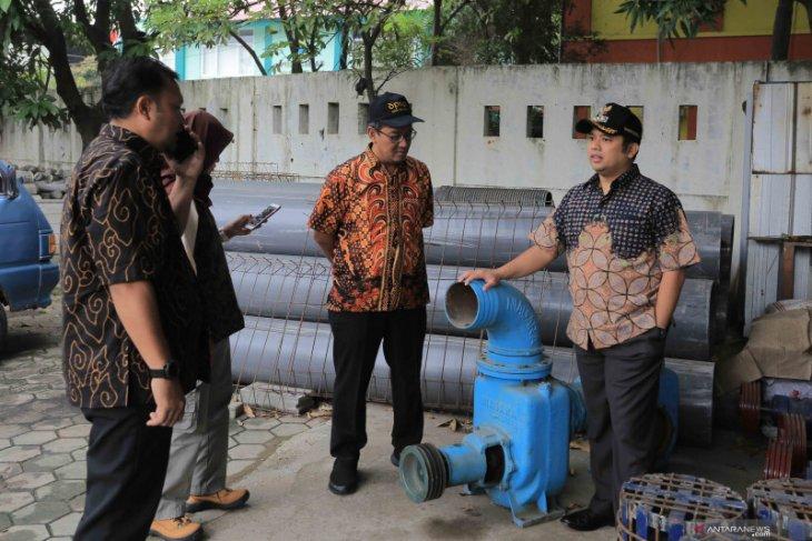 Dinas PUPR Tangerang modifikasi pompa air untuk atasi banjir