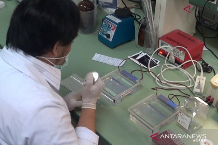 Reagen Pendeteksi Wuhan-coronavirus