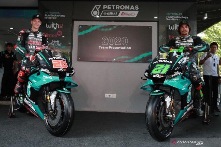Petronas Yamaha SRT luncurkan motor penantang musim 2020