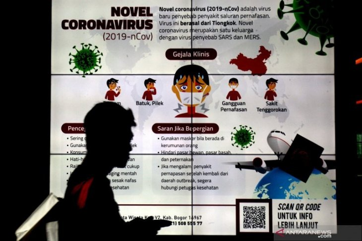 Dinkes PPU sosialisasikan pencegahan dan bahaya virus corona