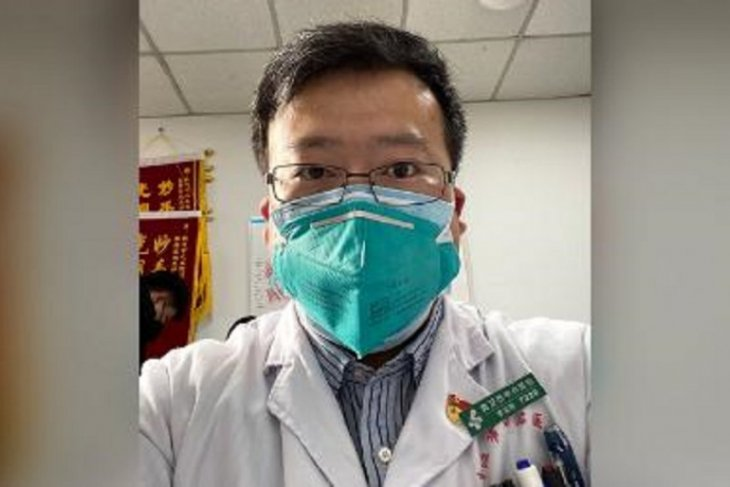 Komisi Pengawas Nasional China investigasi kematian dokter pengungkap wabah corona
