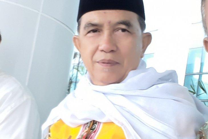 Ustadz Khairani Idris 70 tahun, air wudhu kunci sehat
