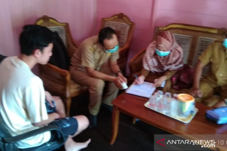 Mahasiswa Asal Tapin yang belajar di China Masih di Incubasi