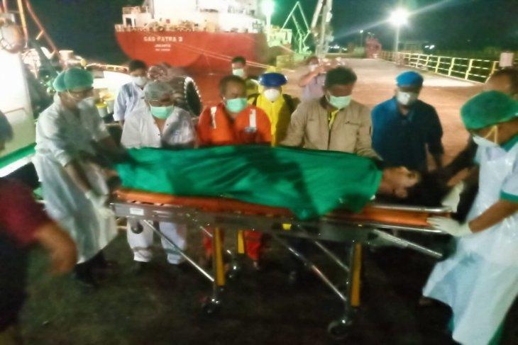 Warga Korsel meninggal dievakuasi ke perairan Pangkalan Susu Langkat