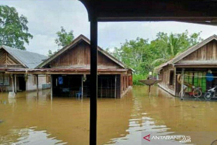 5747 lebih rumah di HSU terendam banjir