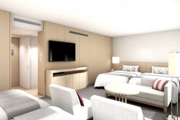 Keio Plaza Hotel Tokyo renovates 31st floor guest rooms to become luxury family guest rooms