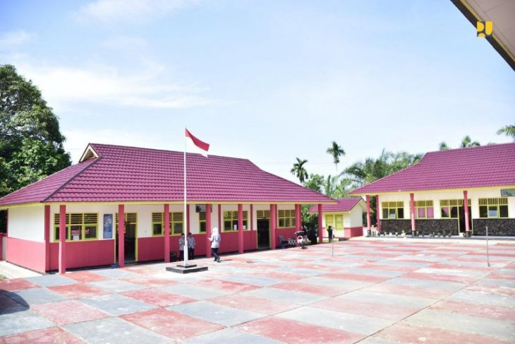 Kementerian PUPR rehabilitasi 35 sekolah dan madrasah di Bengkulu