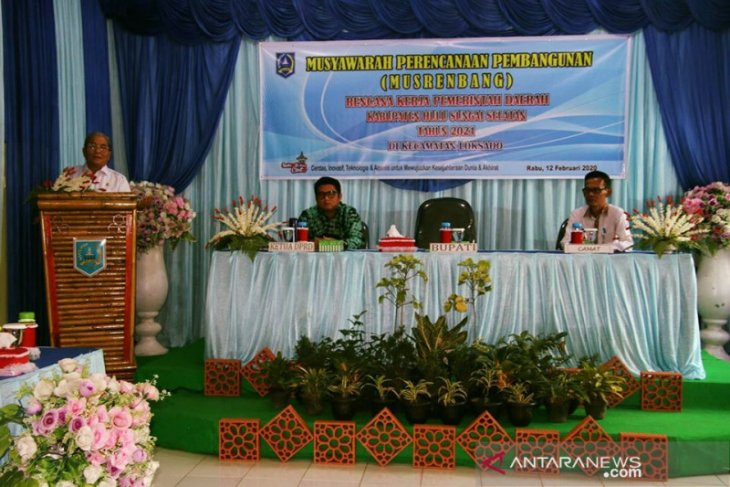 Bupati HSS ingin masyarakat Loksado manfaatkan potensi alam dan kearifan lokal