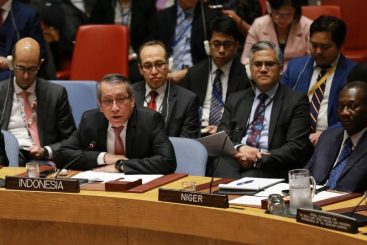 Indonesia initiates UNSC meeting on Palestine: Envoy