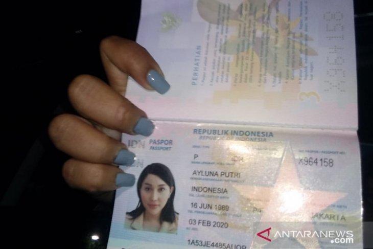 Paspor baru Lucinta Luna, ini jenis kelaminnya