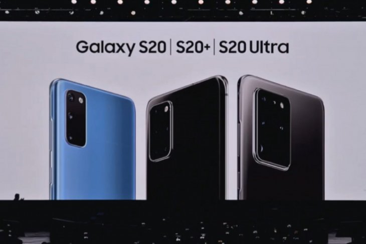 Galaxy S20 Series resmi meluncur dengan konfigurasikan 5G